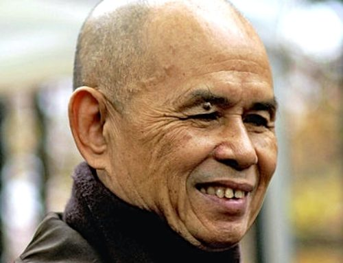 Three Breaths of Thich Nhat Hanh